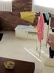 Horny Babe Lady D Makes Her Man Pay For Spying On Her With A Juicy Pussy Eating And A Twat Pleasing