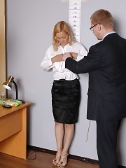 Must-pass stress tests for a blonde candidate