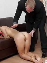 Exposed for office paddling and whipping