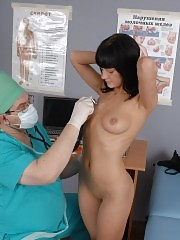 Off-putting touches of a nasty male doctor