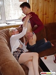 Hot drunk hardcore sex action