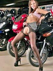 Not Bike and sex girl photos