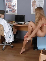 Scrupulous gyno exam and other medical tests