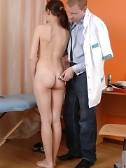 Special gyno exam and other medical fetish tests