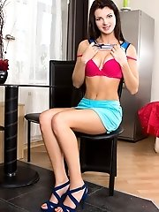 A Passionate Teen Model Likes To Know All About What A Man Needs To Enjoy The Out Most Pleasure.