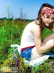 Living In Natural Way Will Ensure More Than Clean Food, It Can Raise Beauty, Gorgeousness, Sensualit